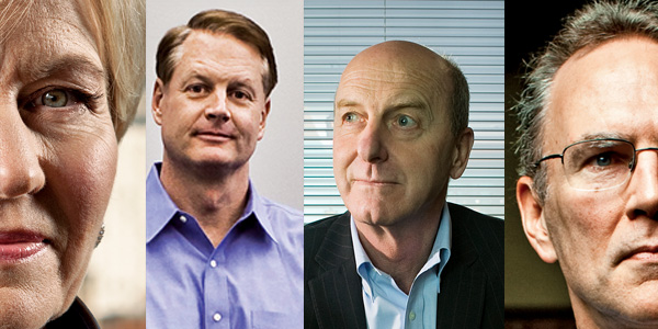 how four rookie ceos handled the