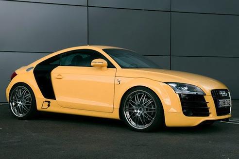 Audi TTS A Car That Drives Itself At Myninjaplease - Audi car that drives itself